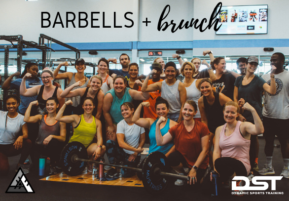 Barbells + Brunch Event
